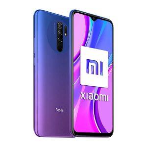 Smartphone Xiaomi Redmi 9 4Gb 64Gb Sunset Purple Nfc Eu